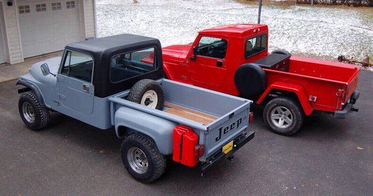 Jeep Truck Jeeps Jeep suv, Jeep pickup, Jeep truck