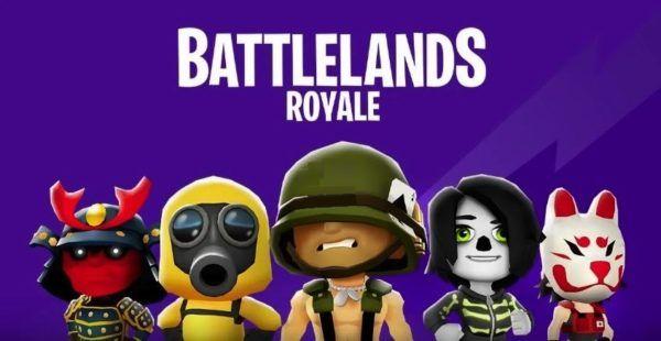 Battlelands Royale apk v1 7 4 Android Full Mod (MEGA)   Q版