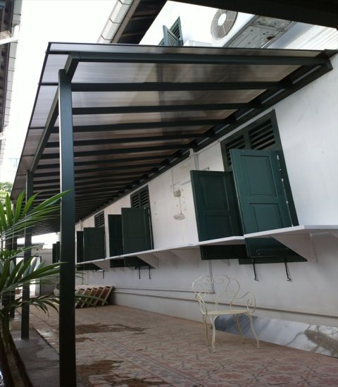Twin Wall Polycarbonate Pergola Google Search Deco