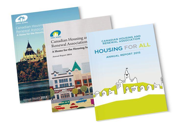 Tandem Graphic Design Ottawa — Canadian Housing & Renewal Association