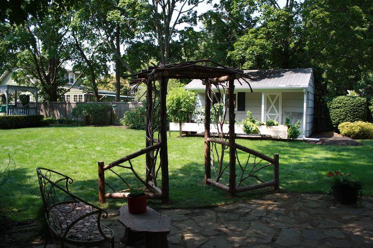 Adk Garden Arbor Www Adkfenceandrail Com Adk Fence And