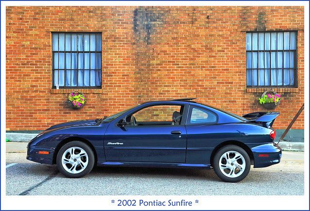 2002 Pontiac Sunfire Pontiac Sunfire Pontiac Classic Cars
