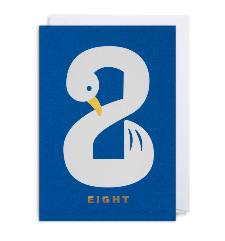 NUMBER EIGHT SWAN