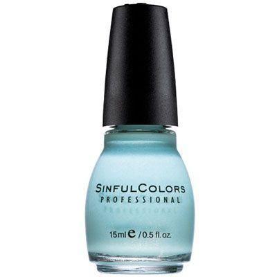 professional nails nail polish sinful colors cinderella sinfulcolors nail - Vernis Sinful Colors