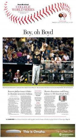 #Newspaper #Design #99   The Omaha World-Herald