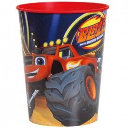 Blaze Party Supplies, Blaze and Monster Machines Favor Cups, Tableware