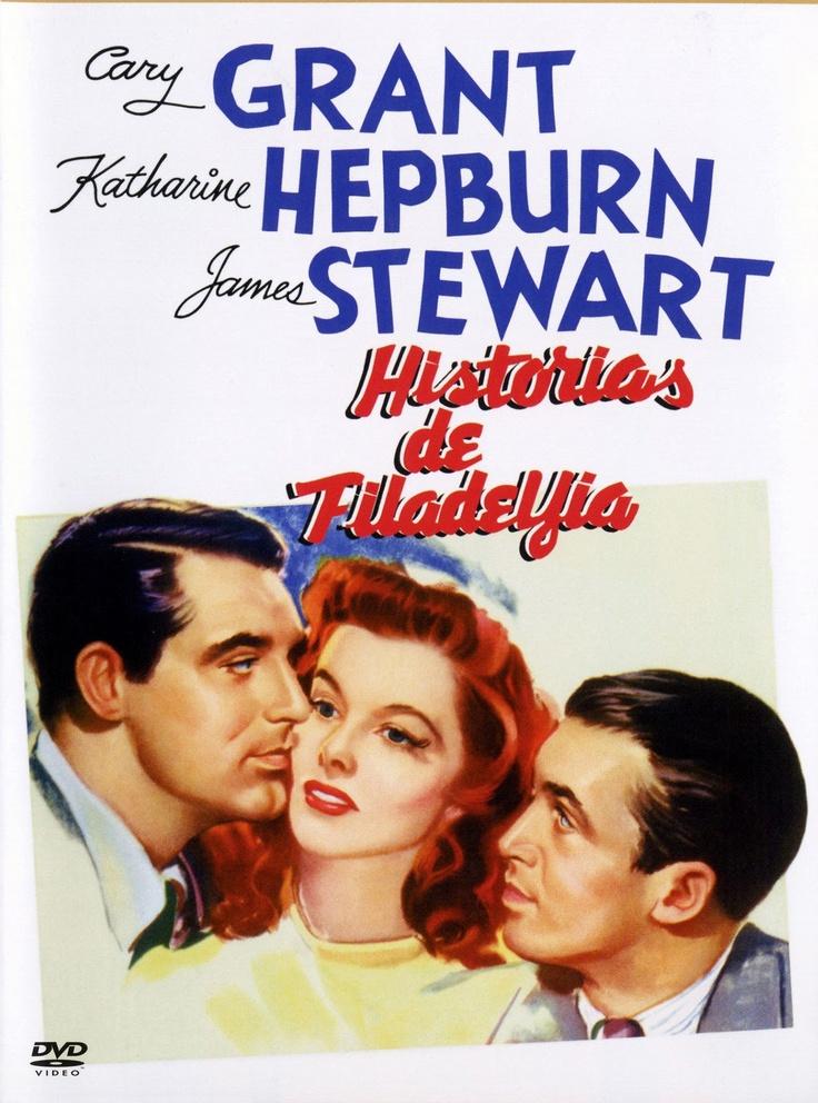 Ciclo de Cine de Cary Grant durante junio y julio, en Teatro Condell, Valparaíso.