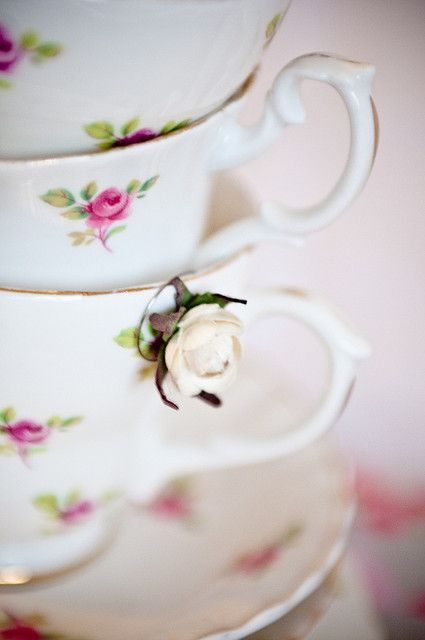 Vintage Tea by o Photography, via Flickr