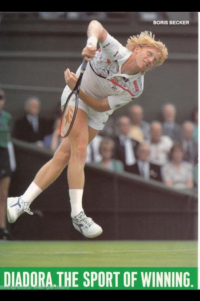 171 best images about Boris Becker on Pinterest | Rod laver arena ...