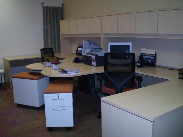 angels among us was awarded a 25000 nonprofit office makeover by all makes office equipment co - Office Makeover Contest