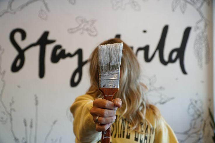 Staywild by Lauren Davis