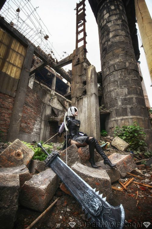 Best cosplay of 2b nier of history - 4 1