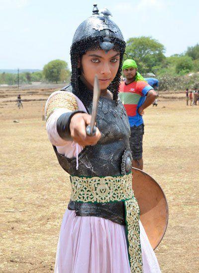 Maharana Pratap serial on location stills|AKBAR