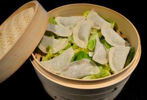 dumpling aux crevette_vapeur