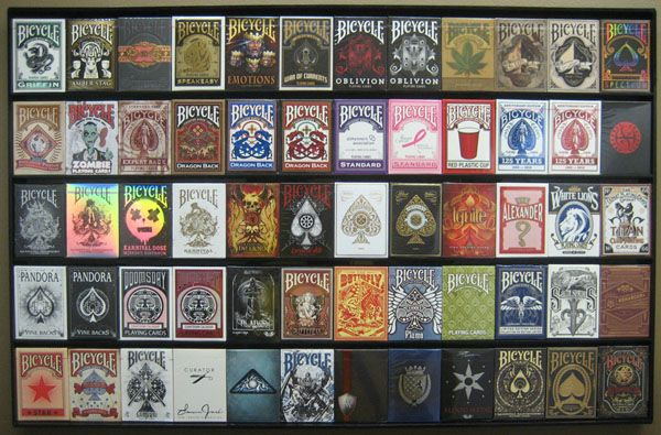 New cool playing card storage solutions available at: http://www.playingcards4magic.com/products/playing-card-storage/