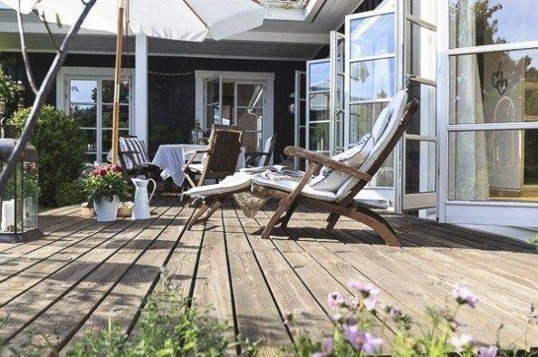 Amalie Liebt Danemark Unser Garten Im August In 2020 Garten Inspiration Wohnen