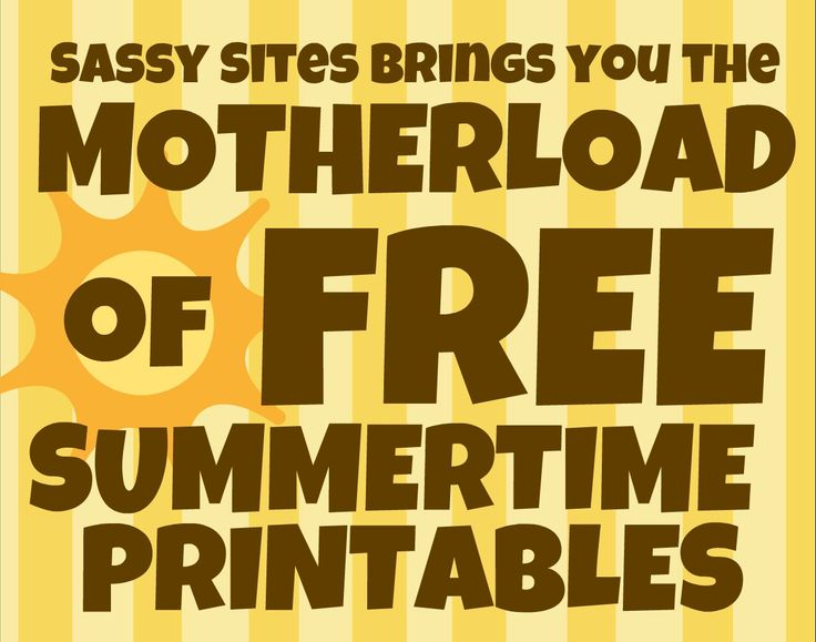 Sassy Sites!: Summertime Printables: Awesome Printable, Parties Printable, Summer Printable Art, Summertime Printable R, Pools Parties, Summertime Printables, Summer Printables, Free Printable, Sassy Sites