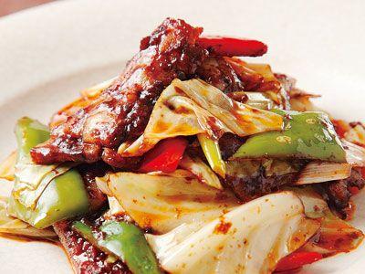 陳 建一 さんのゆで豚を使った「ホイコーロー」。中国料理の定番ホイコーローは、ゆで豚を使えば、湯通しいらずで手軽に本格派の味わいになります。 NHK「きょうの料理」で放送された料理レシピや献立が満載。