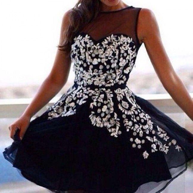 Gorgeous flower full handmade net dress