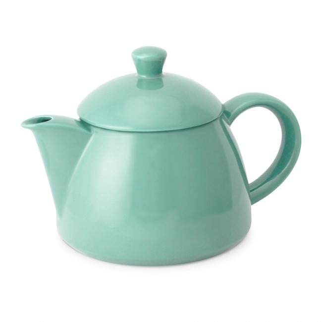 seafoam teapot daily use in kitchen tasse de th kusmi tea th. Black Bedroom Furniture Sets. Home Design Ideas
