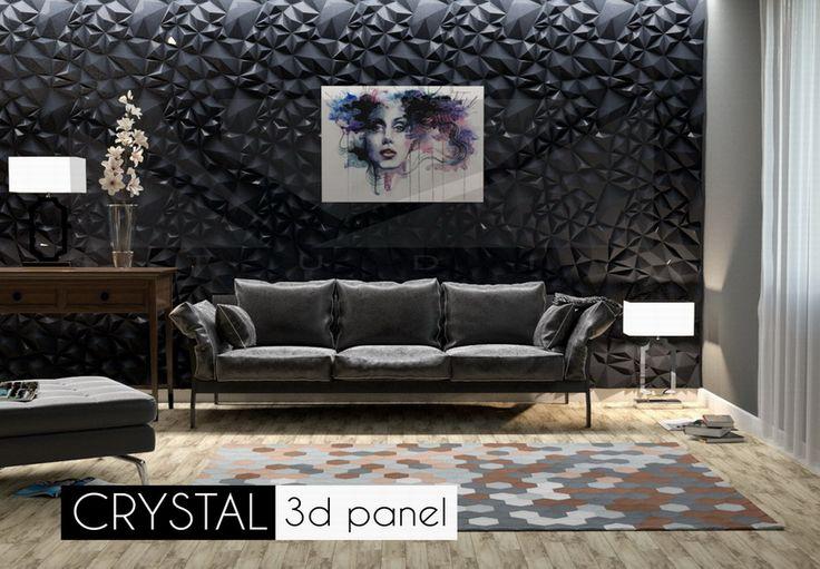 3d панель Crystal