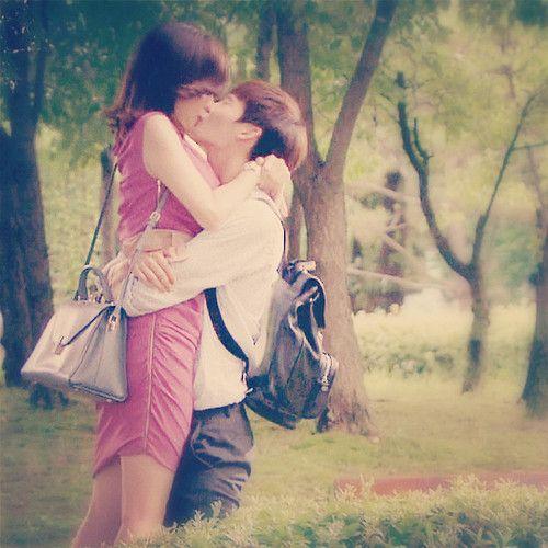 i hear your voice korean drama kiss - photo #29