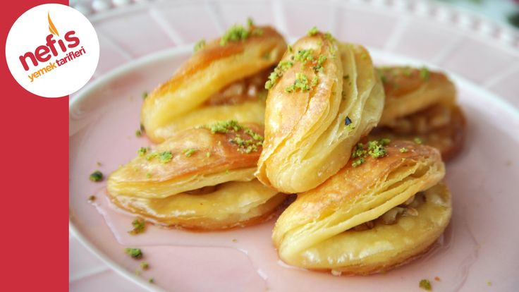 Dilber Dudağı Tatlısı Tarifi | Nefis Yemek Tarifleri