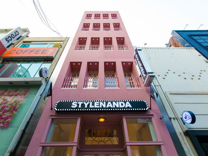 STYLENANDA PINK HOTEL|明洞(ソウル)のショッピング店|韓国旅行「コネスト」