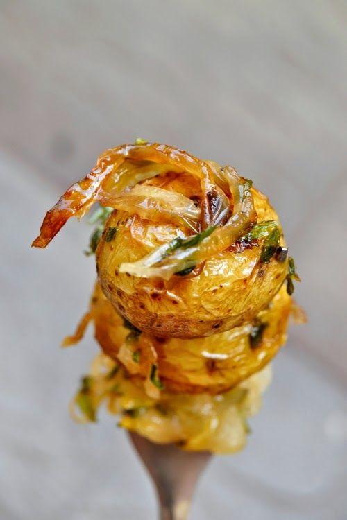 S vášní pro jídlo: Nové brambůrky s cibulí a libečkem
