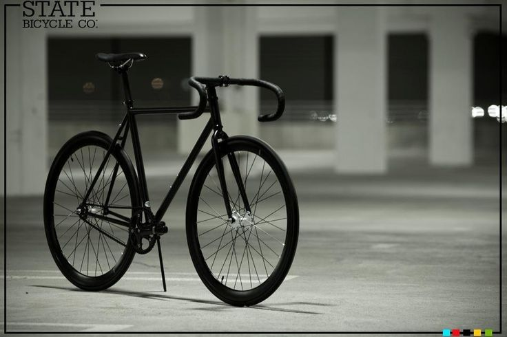 All Black Fixie Fixie Pinterest Fixie And Bicycling