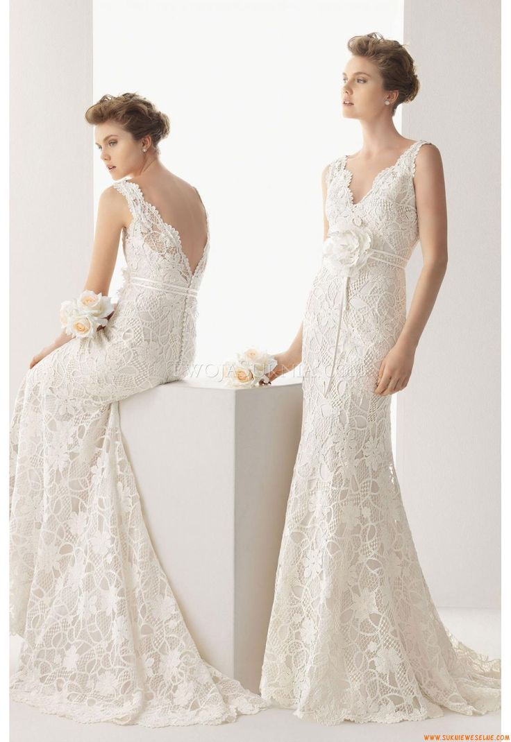 Suknia ślubna Rosa Clara 220 Urano Soft 2014