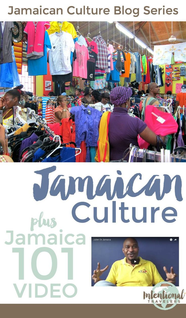 Traveling to Jamaica? Explore Jamaican culture to get a deeper, more meaningful experience. This blog series and video covers food, language, and more. | Intentional Travelers