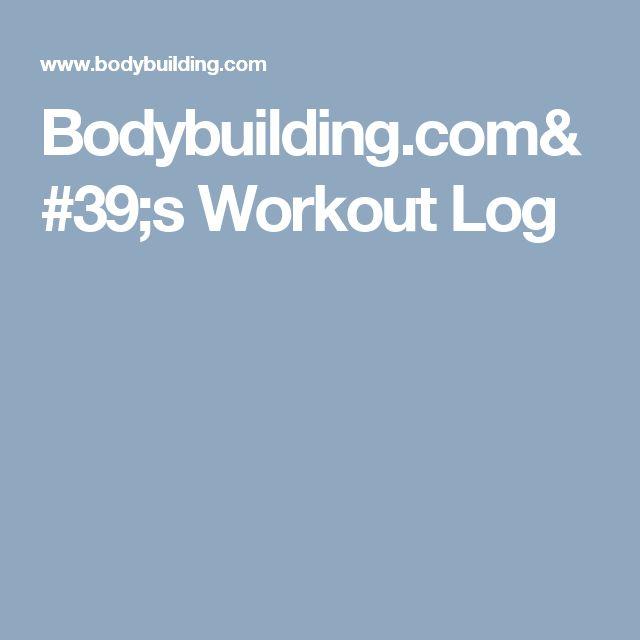 The 25+ best Workout log ideas on Pinterest Workout log - sales log template