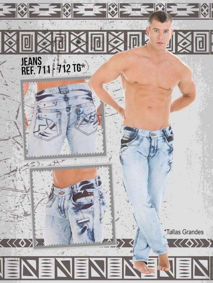 Jeans Men.