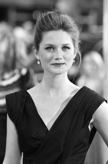 Possible wedding makeup and hair look  Ginny Wesley AKA Bonnie Wright