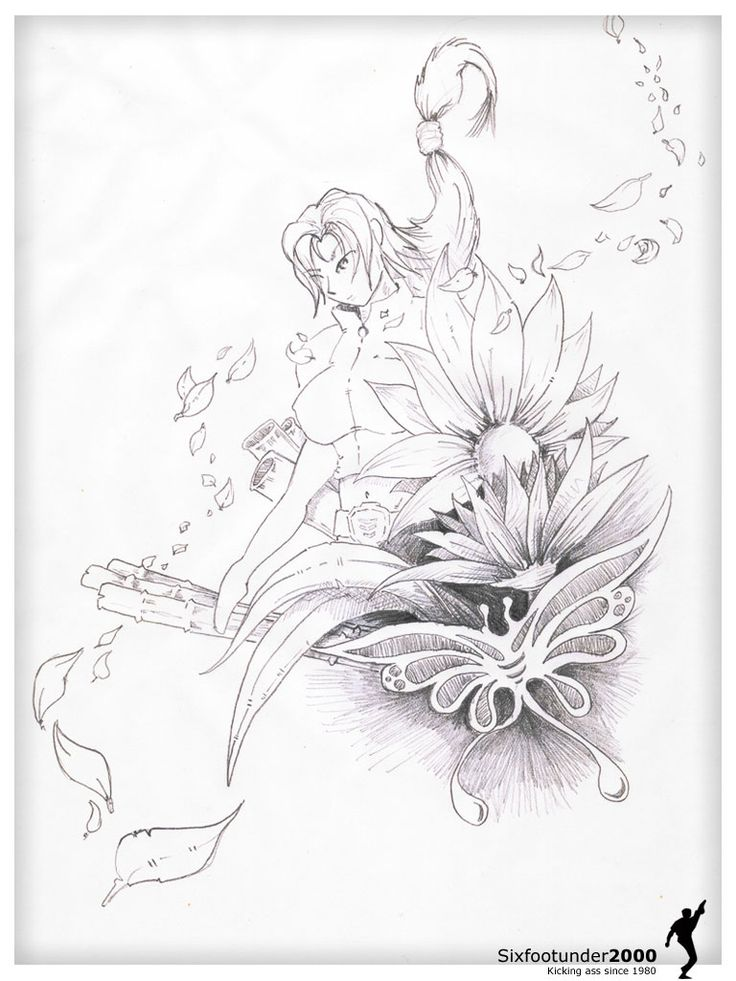 Flowers by ~sixfootunder on deviantART