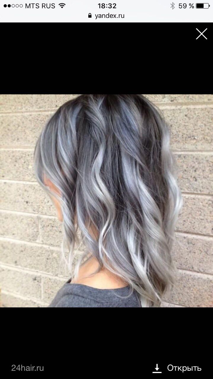 18 best wella images on pinterest hairstyle hair color formulas 50 ultra chic shades of grey hair look that you should try nvjuhfo Choice Image