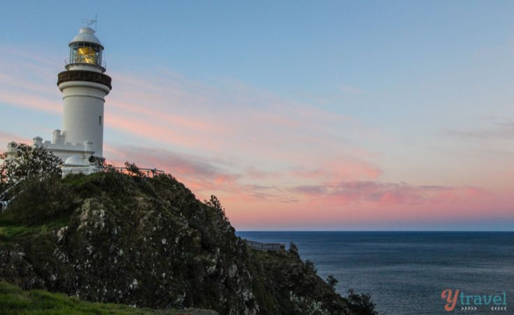 Byron Bay Lighthouse - Highlights of a NSW road trip