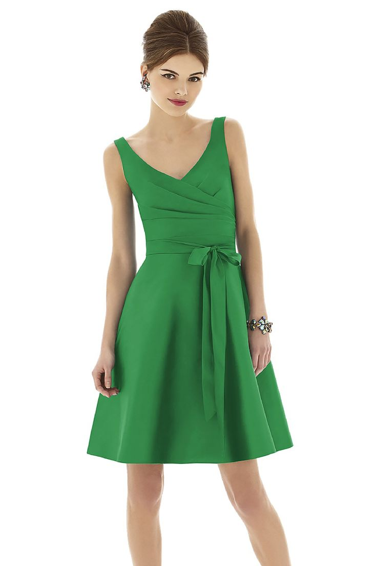25 best bridesmaid dresses images on pinterest bridesmaid dress alfred sung d622 bridesmaid dress in emerald green ombrellifo Gallery