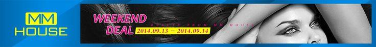 WEEKEND DEAL 2014.09.13-2014.09.14 on 50% promotion soon. High quality cheap natural black hair brazilian weave bundles 3/4pcs lot free shipping http://www.aliexpress.com/store/product/High-quality-cheap-natural-black-hair-brazilian-weave-bundles-3-4pcs-lot-free-shipping/1382089_1977061723.html