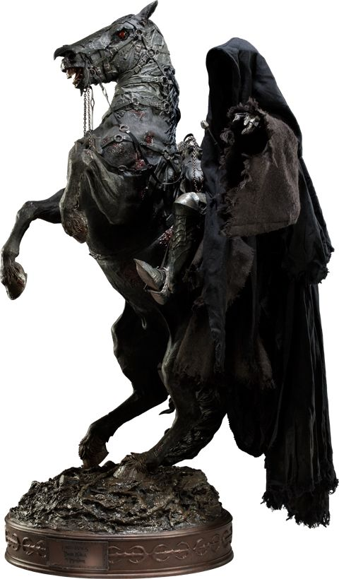 Dark Rider of Mordor Nazgul Premium Format™ Figure by Sideshow Collectibles