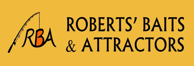 Roberts Baits & Attractors - The best mixes, unique and bespoke flavours, quality products. Carp Bream Tench fishing baits and attractants - prepacked and made to order.
