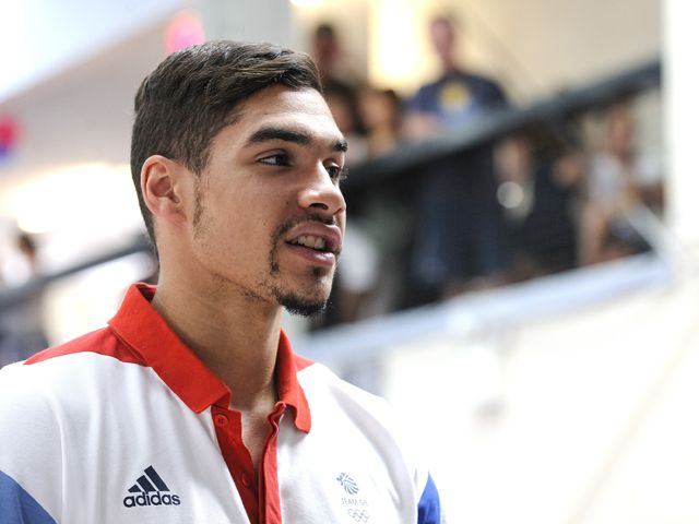 Result: Great Britain miss out on medal as Louis Smith falls off pommel