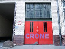 Recommended art galleries in Berlin (Galerie Crone)