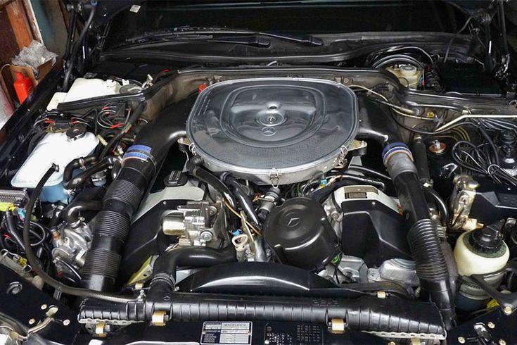 Mercedes 560 SEC AMG 6.0 Breitbau