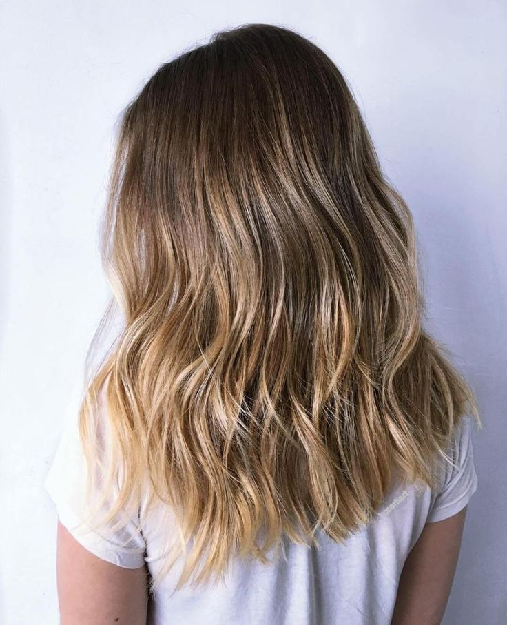 Dirty Blonde Hair Ideas Color 11: Best 25+ Two Toned Hair Ideas On Pinterest