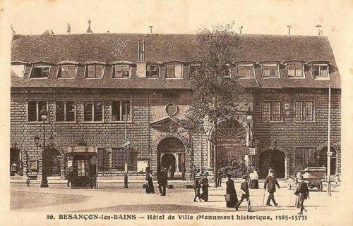 HÔTEL DE VILLE - BESANCON