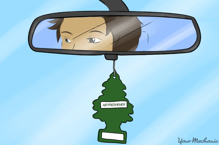 how to keep car from smelling like weed