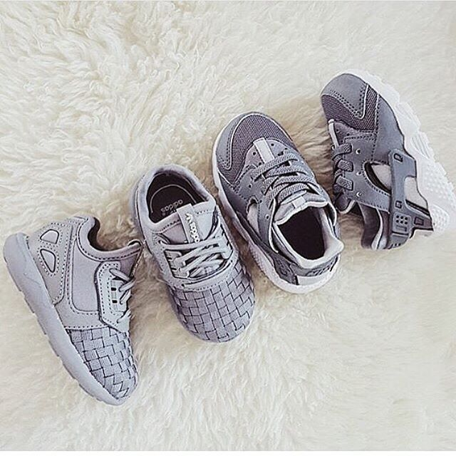 Baby Huarache and Tubulars