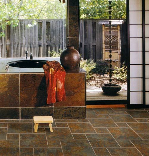 Snapstone   Porcelain Tile That Snaps Together For Easy Installation.